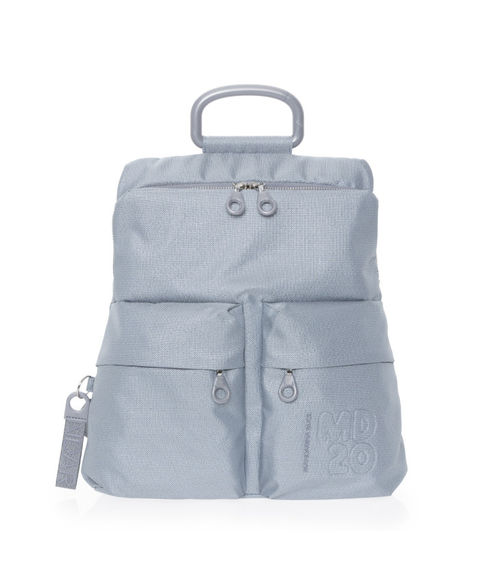 Kuprinė Mandarina Duck: MD20 LUX BACKPACK / TITANIO