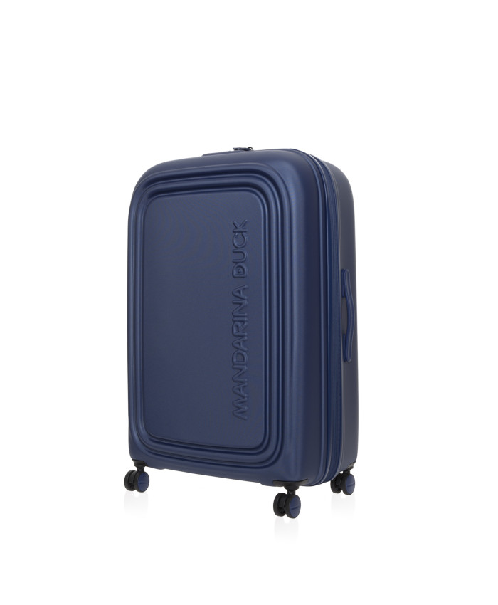 Lagaminas Mandarina Duck: LOGODUCK + TROLLEY XL EXP / ESTATE BLUE