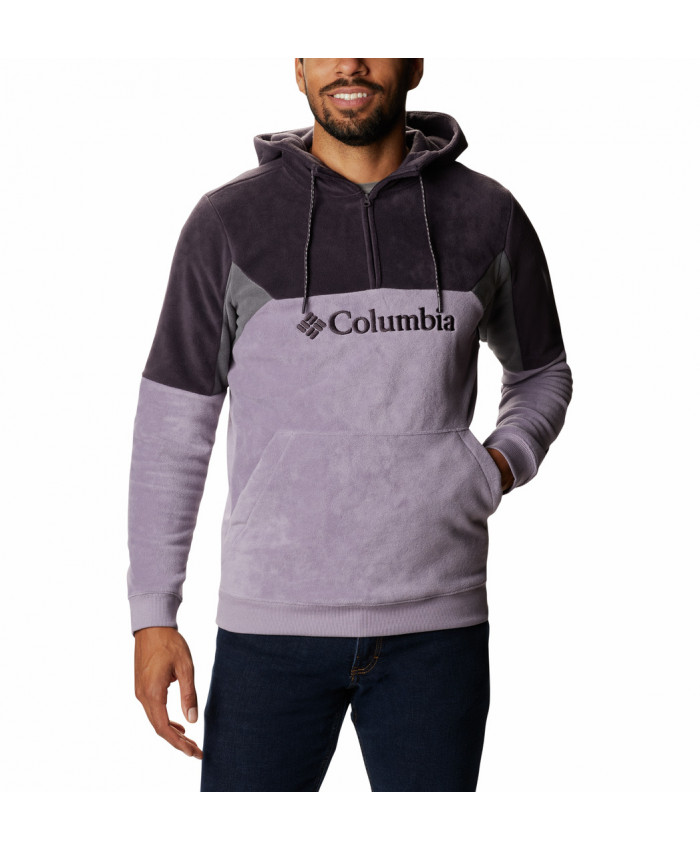 Vyriškas džemperis Columbia: Columbia Lodge II Fleece-Shale Purple, D
