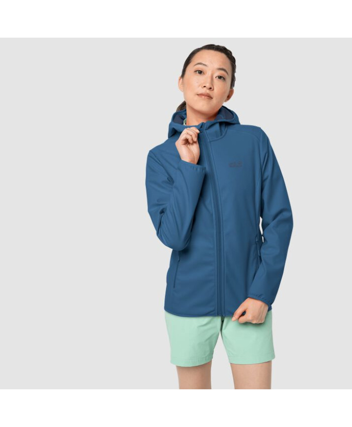 Moteriška softshell striukė Jack Wolfskin: NORTHERN POINT WOMEN