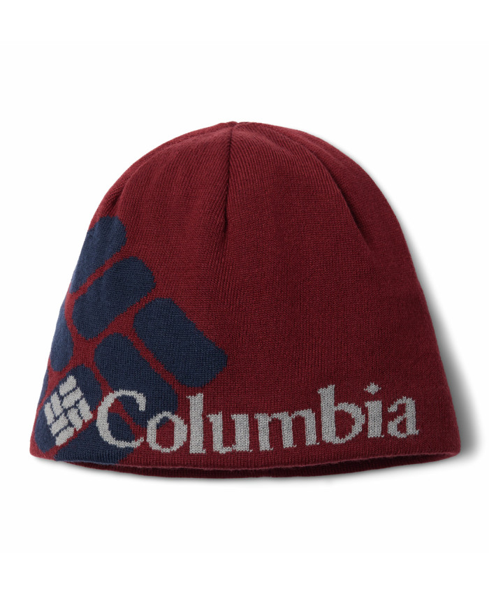 Kepurė Columbia: Columbia Heat Beanie-Red Jasper, Big