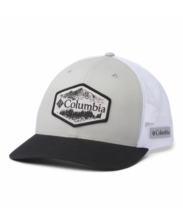 Kepurė suaugusiems Columbia: Columbia Mesh Snap Back -Columbia Grey