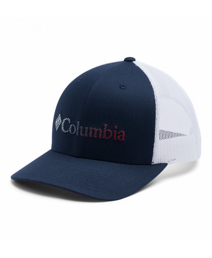 Kepurė suaugusiems Columbia: Columbia Mesh Snap Back -Coll Navy, Whit