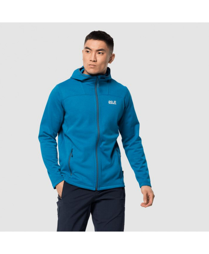 Vyriškas džemperis Jack Wolfskin: HORIZON HOODED JACKET M