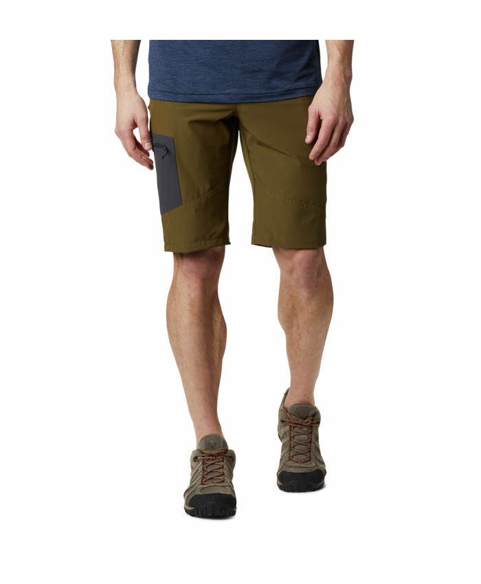 Vyriški šortai Columbia: Triple Canyon Short-New Olive, Shar
