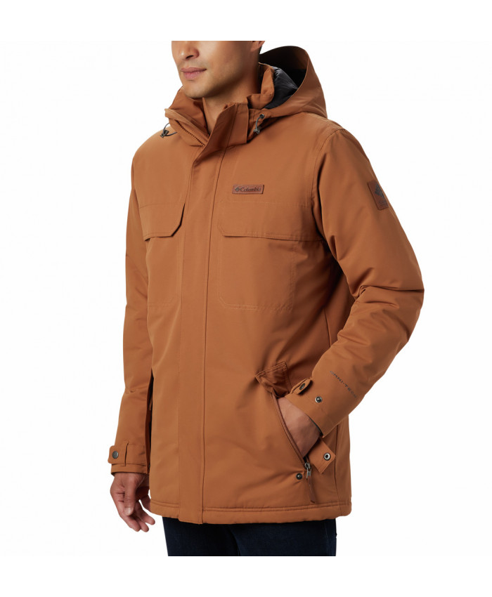 Vyriška striukė Columbia: Rugged Path Jacket-Camel Brown