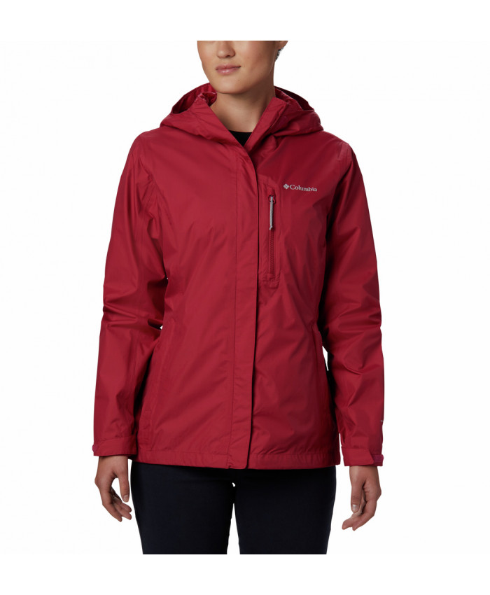Moteriška striukė Columbia: Womens Pouring Adventure-Red Orchid