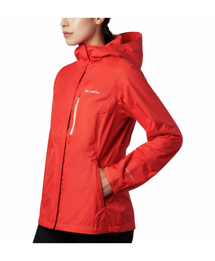 Moteriška striukė Columbia: Womens Pouring Adventure-Bold Orange, Pe