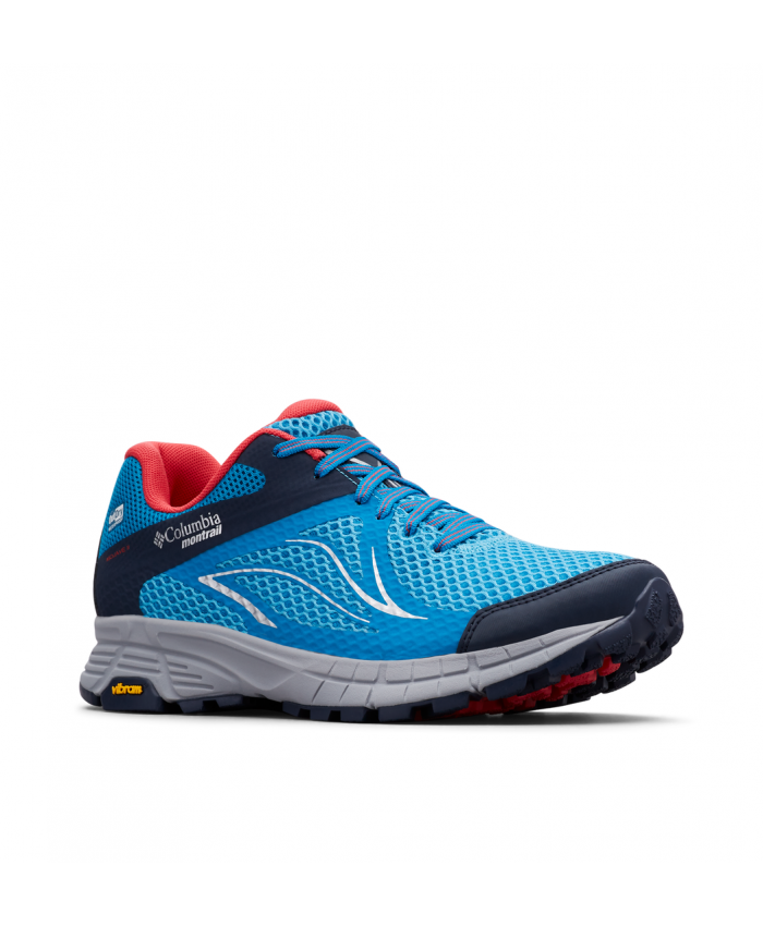 Moteriški batai Columbia: MOJAVE TRAIL OD II WMNS-Blue Chill, Red