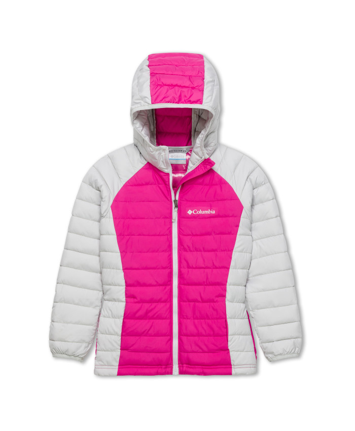 Vaikiška striukė Columbia: Powder Lite™ Girls Hooded Jacket
