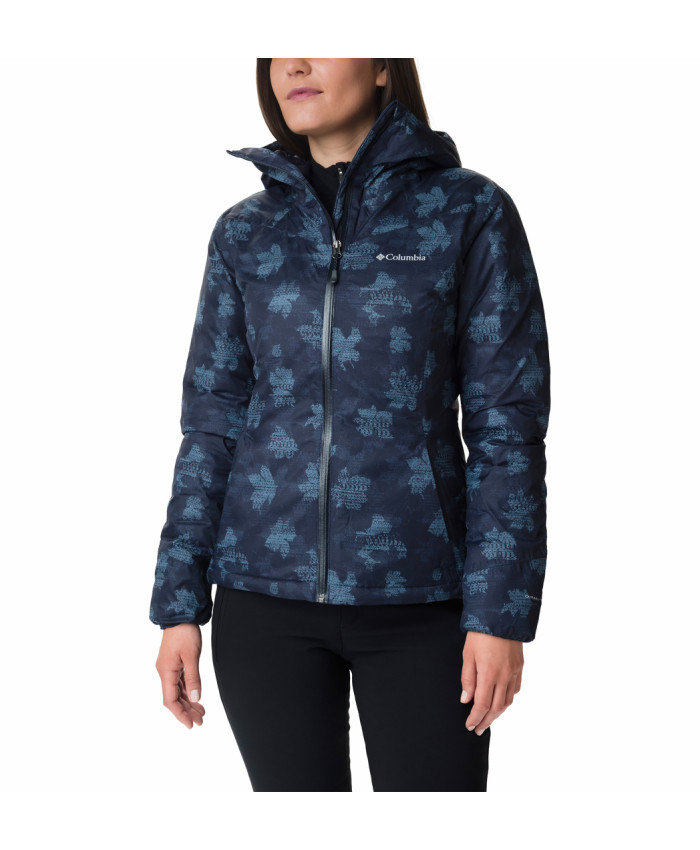Moteriška striukė Columbia: Windgates Insulated Jkt-Dark Nocturnal