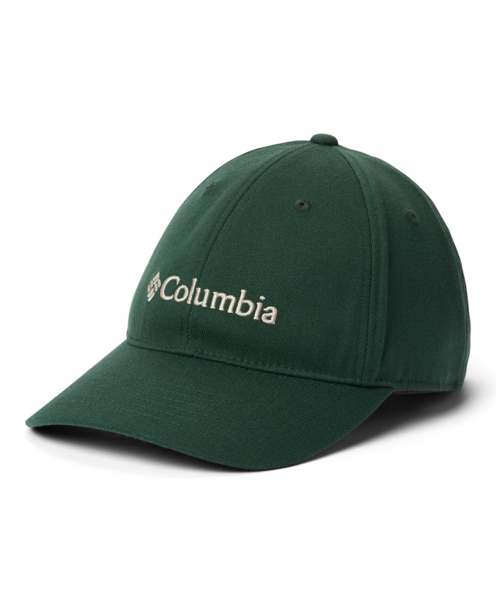 Kepurė Columbia: Columbia Lodge Adjustabl-Green, Embroide