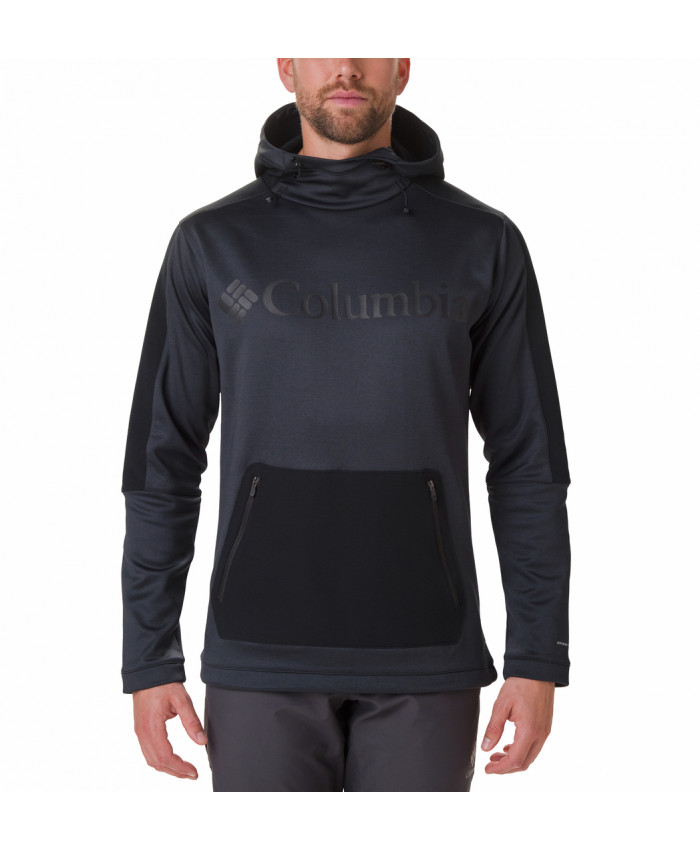 Vyriškas džemperis Columbia: Maxtrail Midlayer Top-Black
