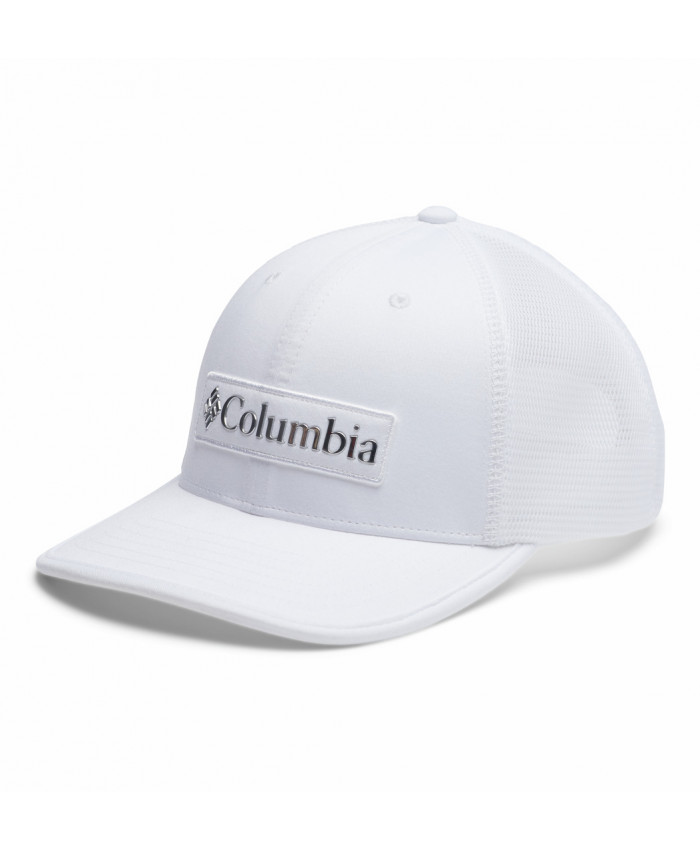 Kepurė suaugusiems Columbia: Tech Trail 110 Snap Back-White, Columbia