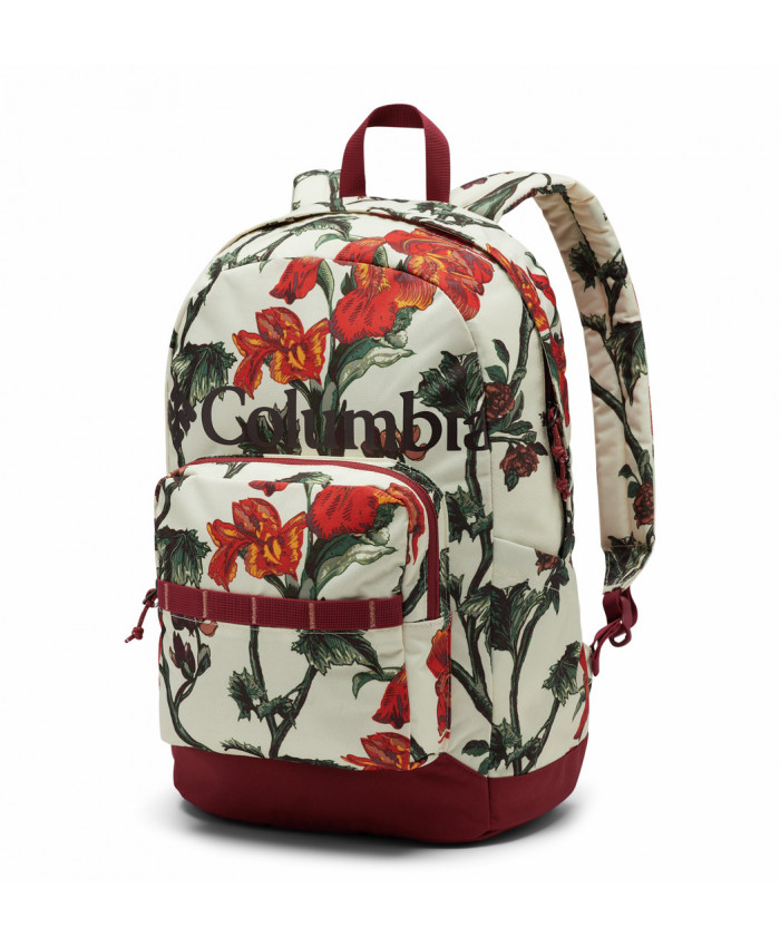Kuprinė Columbia: Zigzag 22L Backpack-Chalk Botanica