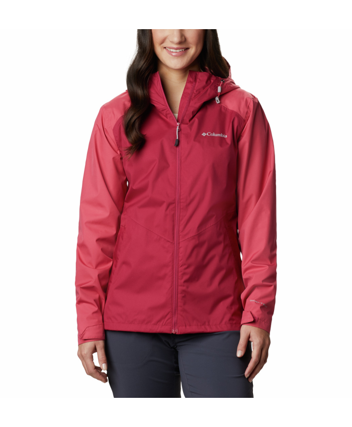 Moteriška neperšlampama striukė Columbia: W Inner Limits II Jacket-Red Orchid