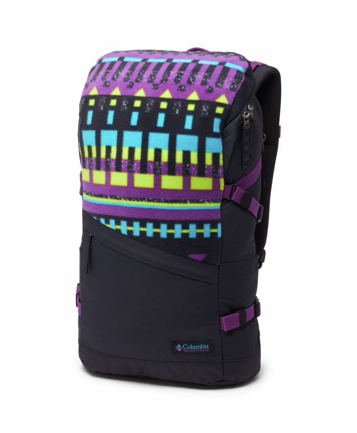 Kuprinė: Falmouth 24L Backpack-Black Print, Bl