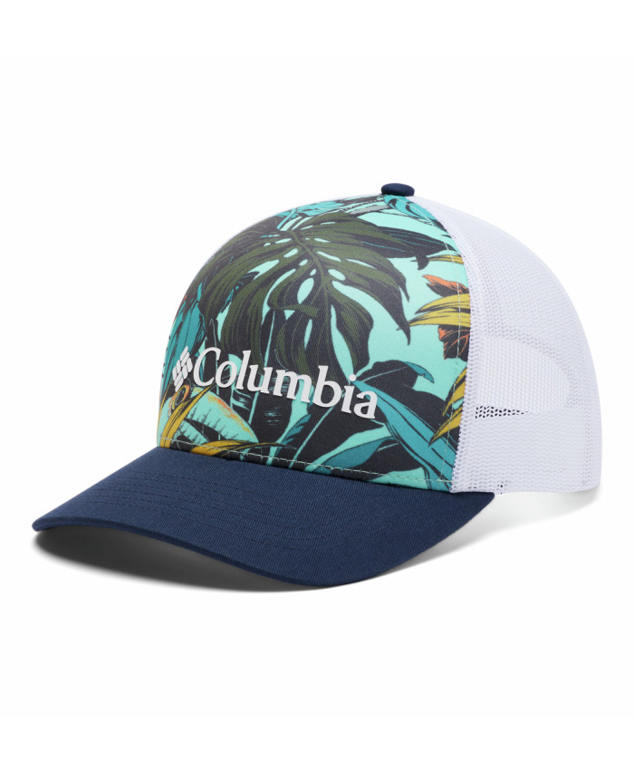 Kepurė Columbia: Punchbowl Trucker -Tropic Water, Toucanical Print