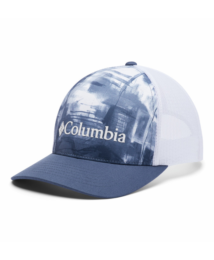 Kepurė Columbia: Punchbowl Trucker -Dark Mountain, City Scape Print