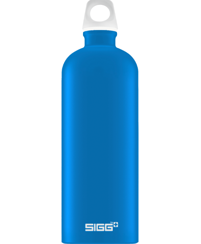 Gertuvė Sigg: Lucid Electric Blue Touch