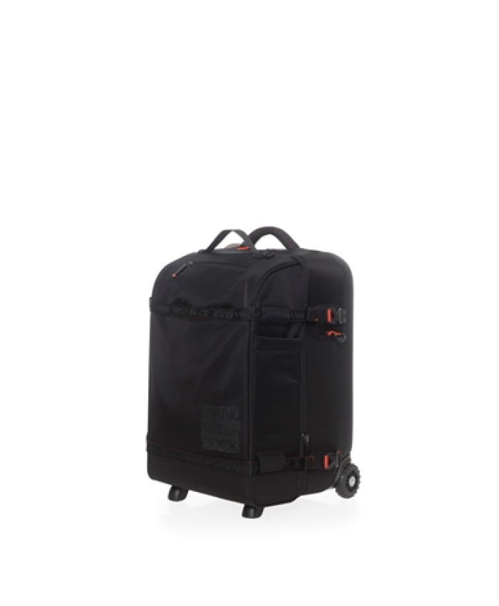 Lagaminas 3in1 Mandarina Duck: WARRIOR TROLLEY / BLACK