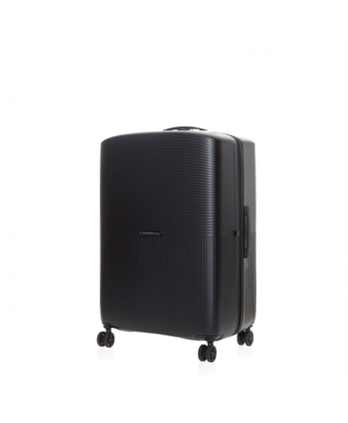Lagaminas Mandarina Duck: AIRCASE TROLLEY MEDIUM / BLACK P10PXV03 BLACK 651