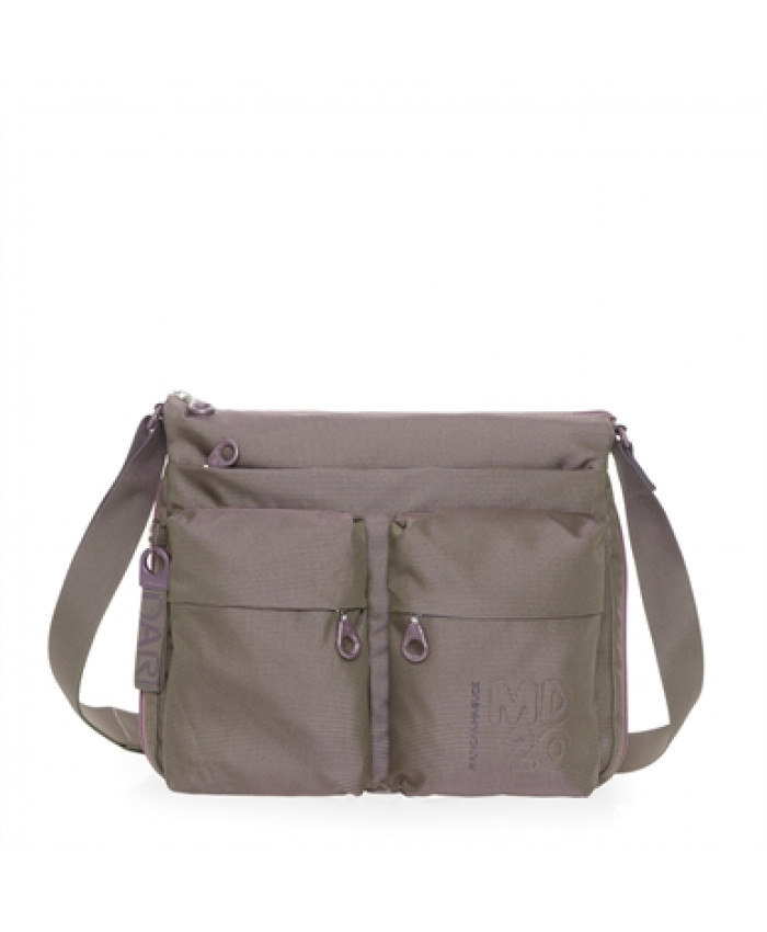 Rankinė Mandarina Duck: MD20 CROSSOVER / MILITARY OLIVE P10QMTX6 MILITARY OLIVE 10K