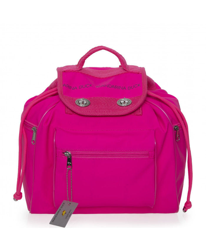 Kuprinė Mandarina Duck: UTILITY BACKPACK / FLUO FUCHSIA