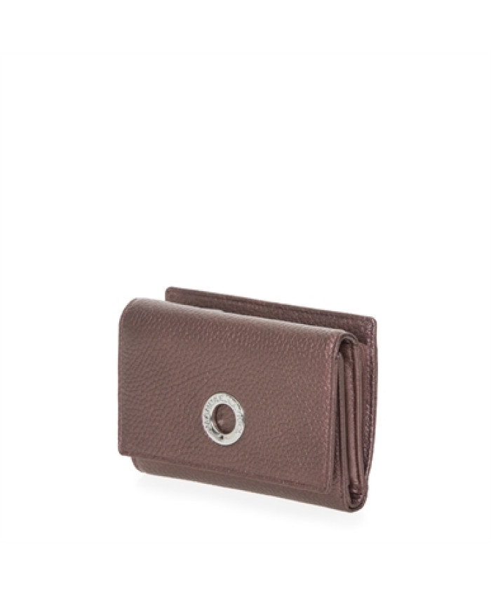 Piniginė Mandarina Duck: MELLOW LUX WALLET / BLACKBERRY SYRUP